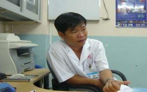 Bác sĩ nam học Nguyễn Thành Như