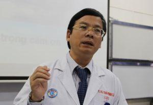 Bác sĩ Thái Minh Sâm