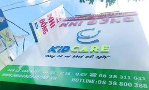 Phòng khám Nhi Đồng KIDCARE