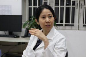 Bác sĩ giỏi bệnh viện Từ Dũ – Bác sỹ Vương Thị Ngọc Lan