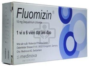 Fluomizin là thuốc gì?