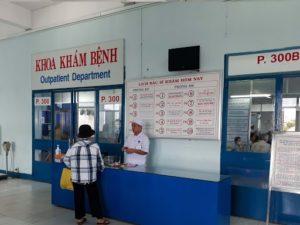 Bệnh viện Bình Thạnh có các chuyên khoa nào?