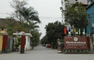 Tổng quan về bệnh viện Ung Bướu Hà Nội