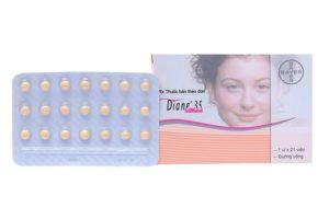 Thuốc tránh thai hàng ngày vỉ 21 viên