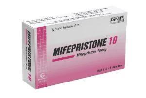 Thuốc tránh thai khẩn cấp Mifepristone 10mg