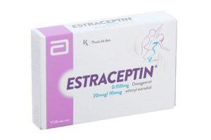 Thành phần của thuốc ngừa thai Estraceptin