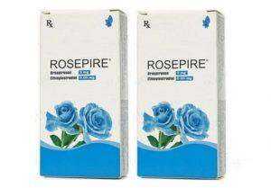 Những lưu ý khi bắt đầu dùng thuốc thuốc tránh thai Rosepire