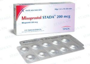 Một số công dụng của thuốc phá thai Misoprostol